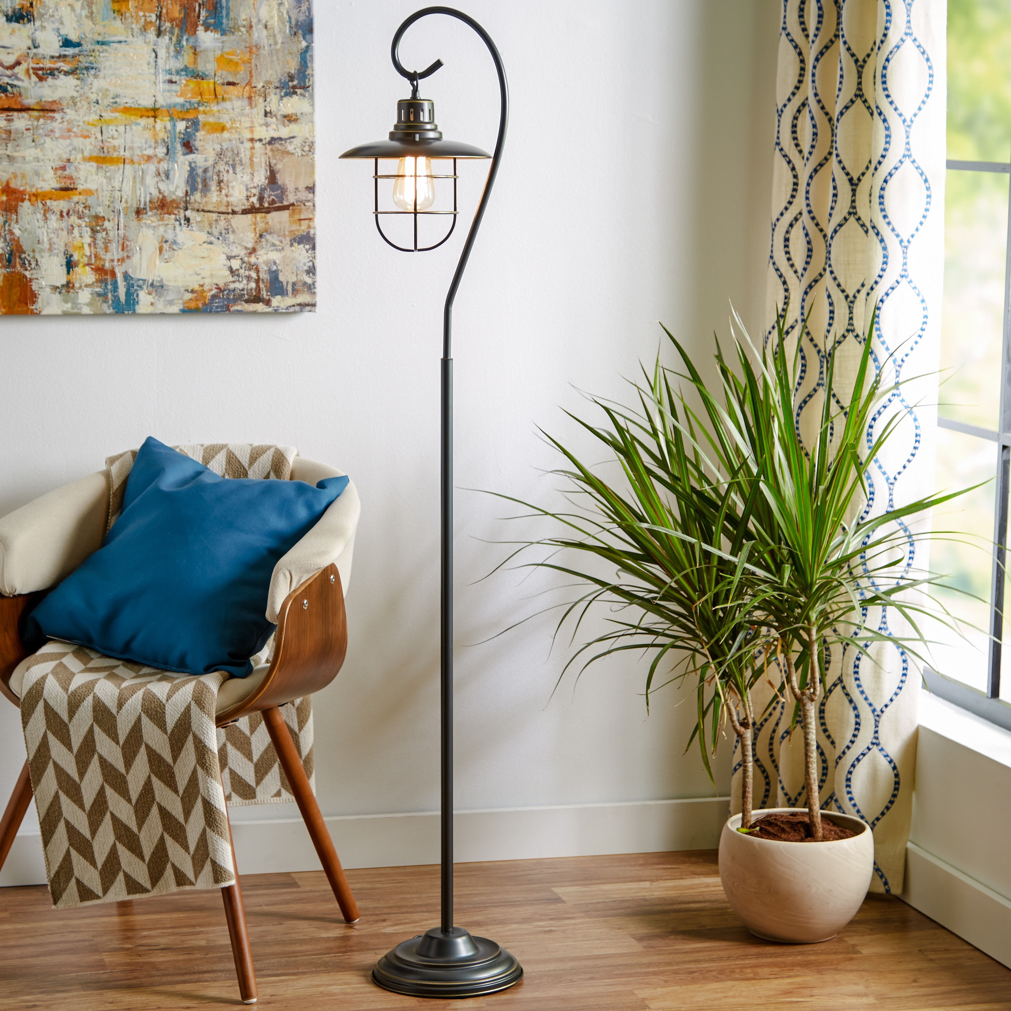 Inspiration about Lamp : Lovely Floor Lamp Coastal Living Floor Lamps Coastal Floor Intended For Coastal Living Room Table Lamps (#7 of 15)