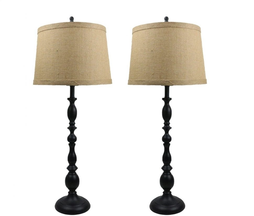 Lamp : Primitive Country Style Table Lamps Decor French For Bedroom With Regard To Primitive Living Room Table Lamps (#12 of 15)