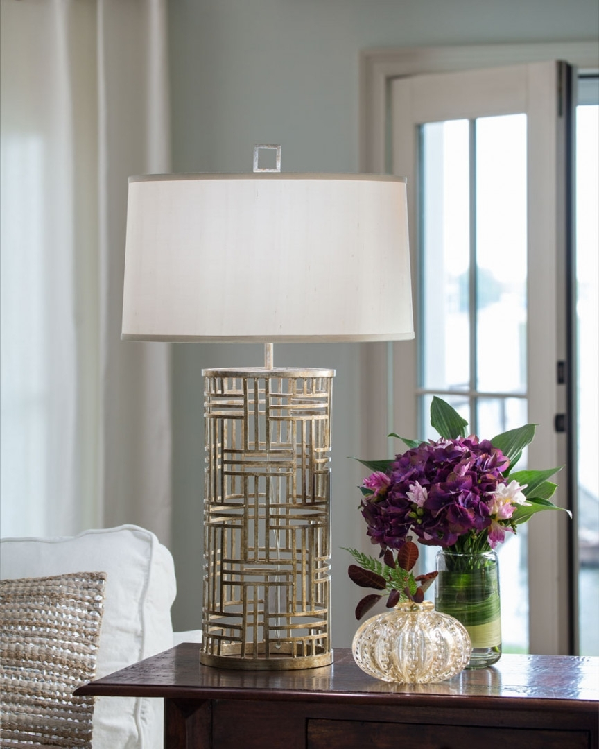 Inspiration about Lamps – How To Incorporate Table Lamps In Your Decor | Home Design Inside Purple Living Room Table Lamps (#10 of 15)