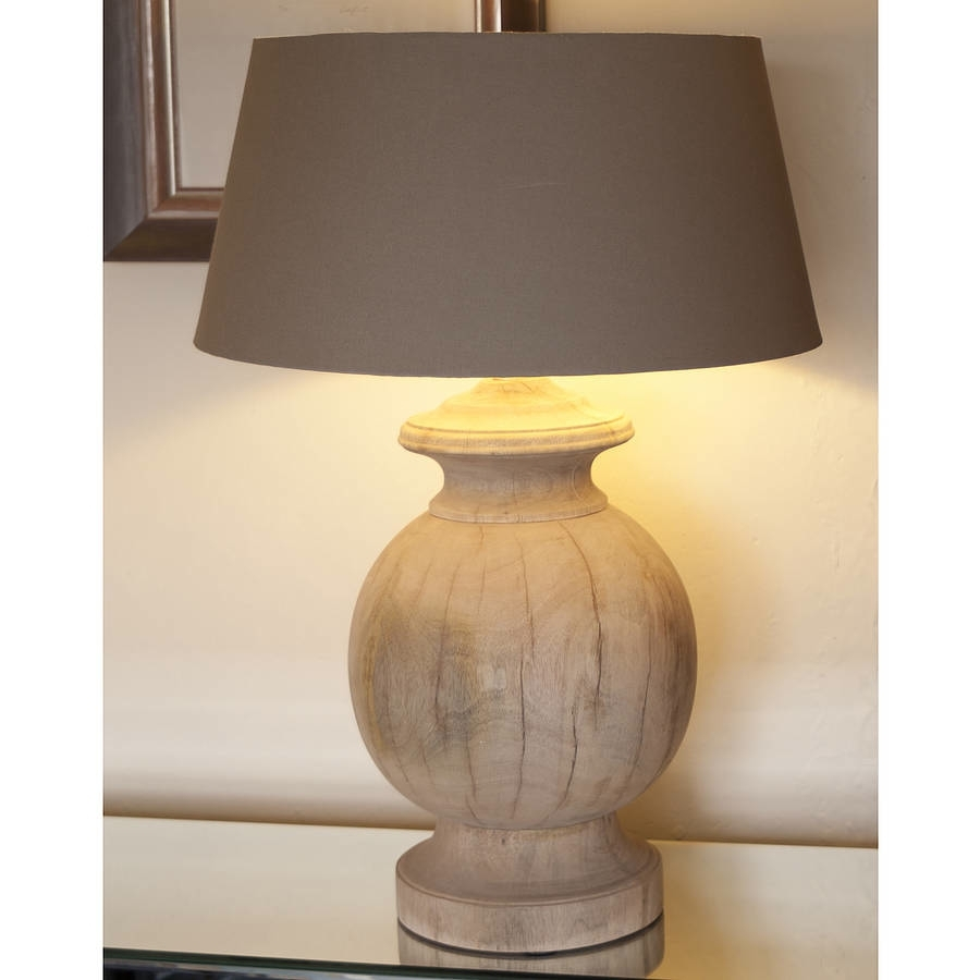 Large Wood Table Lamp Living Rooms Tall Living Room Lamps Image Hd Intended For Table Lamps For Modern Living Room (#6 of 15)