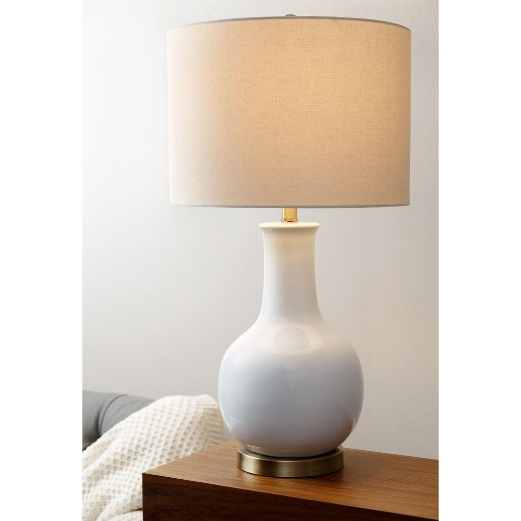 Living Room: New Living Room Table Lamps – Table Lamps For Living Regarding Living Room Touch Table Lamps (#12 of 15)