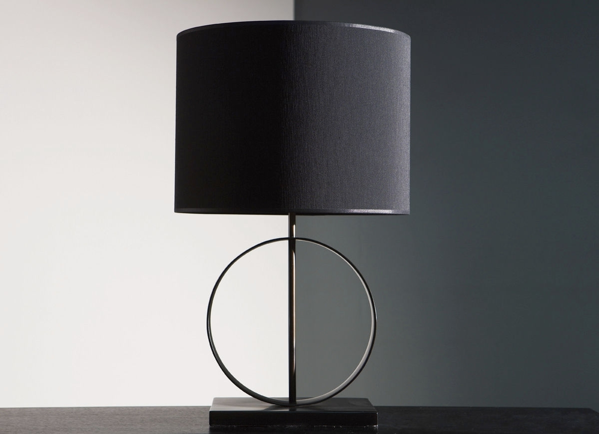 Inspiration about Modern Table Lamp | Home And Interior With Regard To Black Living Room Table Lamps (#6 of 15)