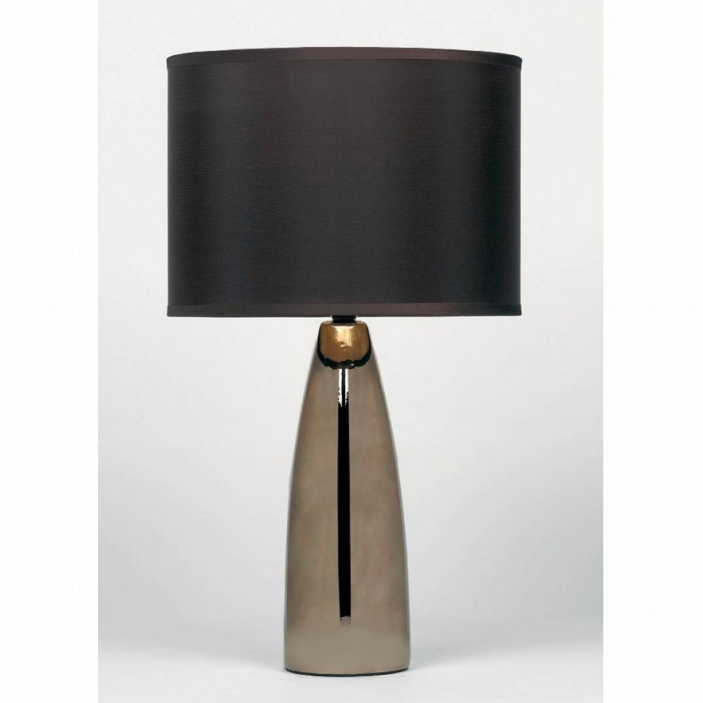Popular Photo of Modern Table Lamps For Living Room