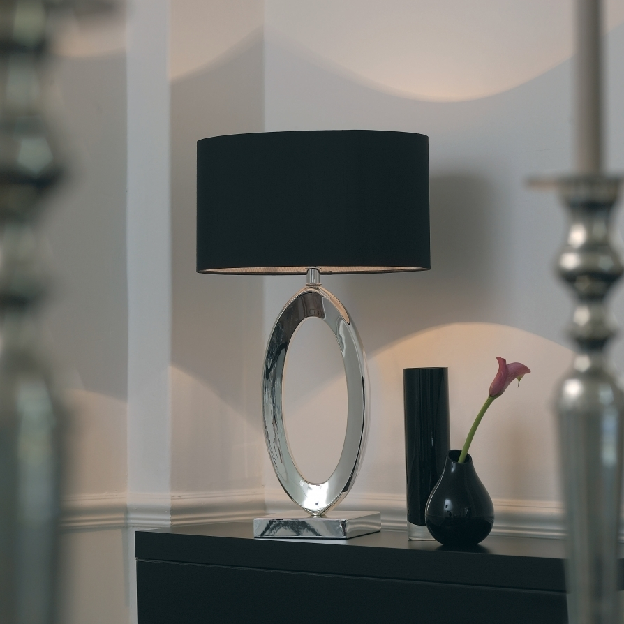 Nice Contemporary Nightstand Lamps Awesome Modern Furniture Ideas For Unique Table Lamps Living Room (View 6 of 15)