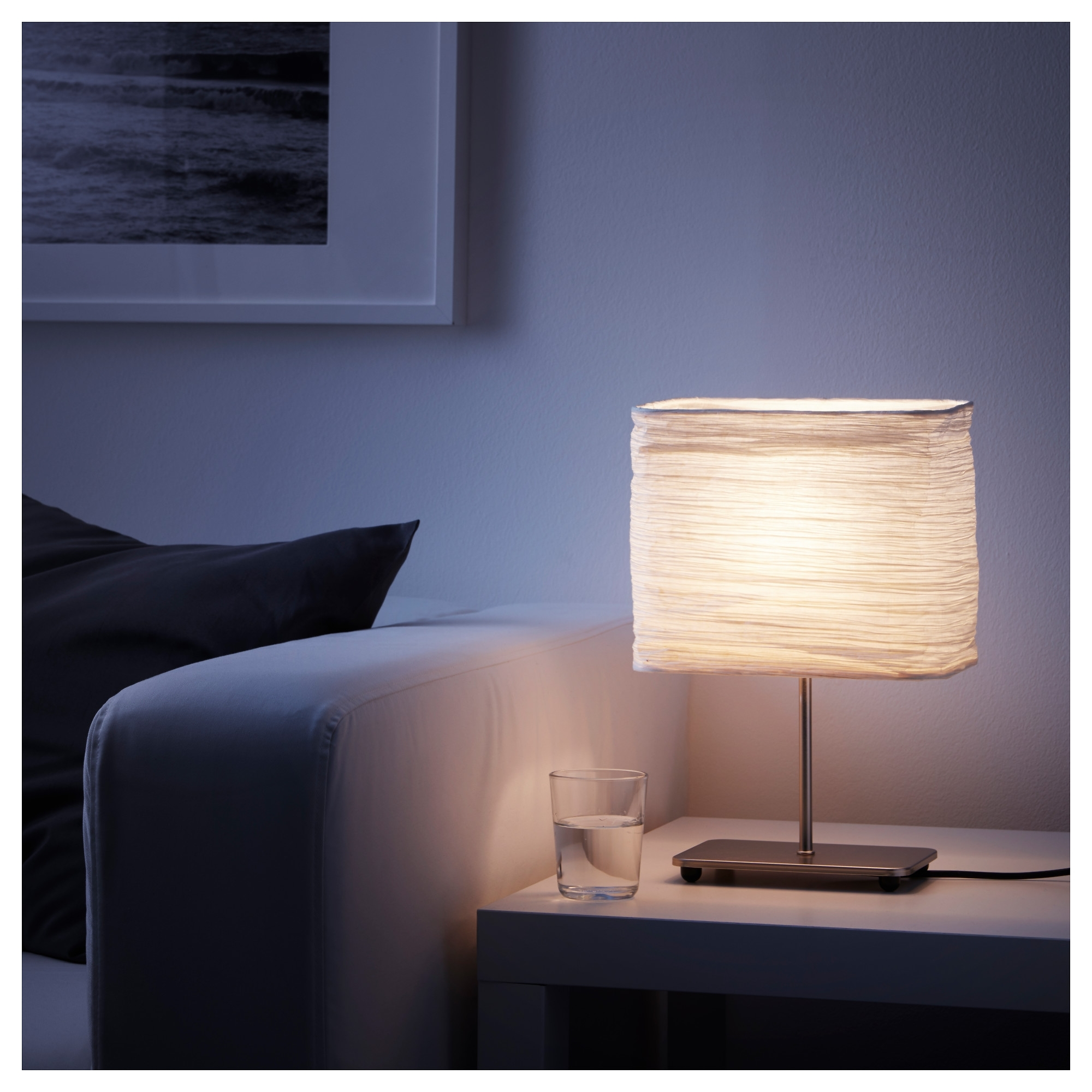 Nightstand: Buy Table Lamp Grey Bedside Lamps Bedroom Amazon Within Living Room Table Lamps At Ikea (#11 of 15)
