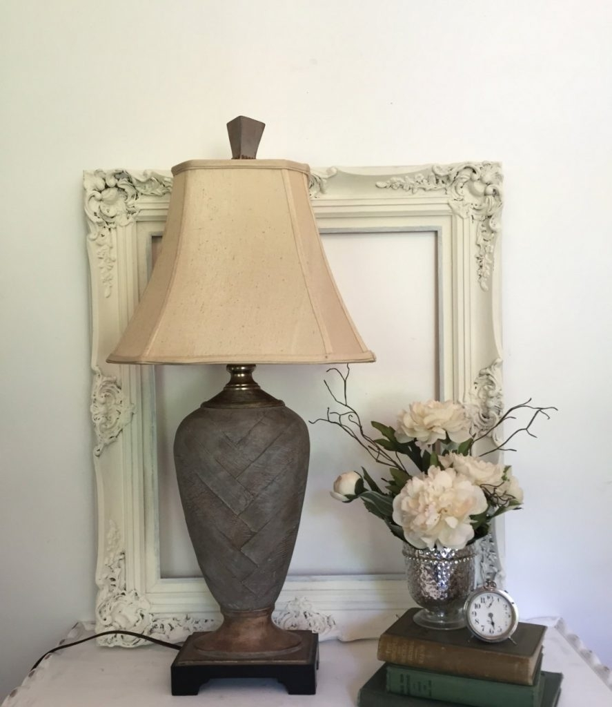 Nightstands : Living Room End Table Lamps Vintage Decoration And Within Vintage Living Room Table Lamps (#12 of 15)