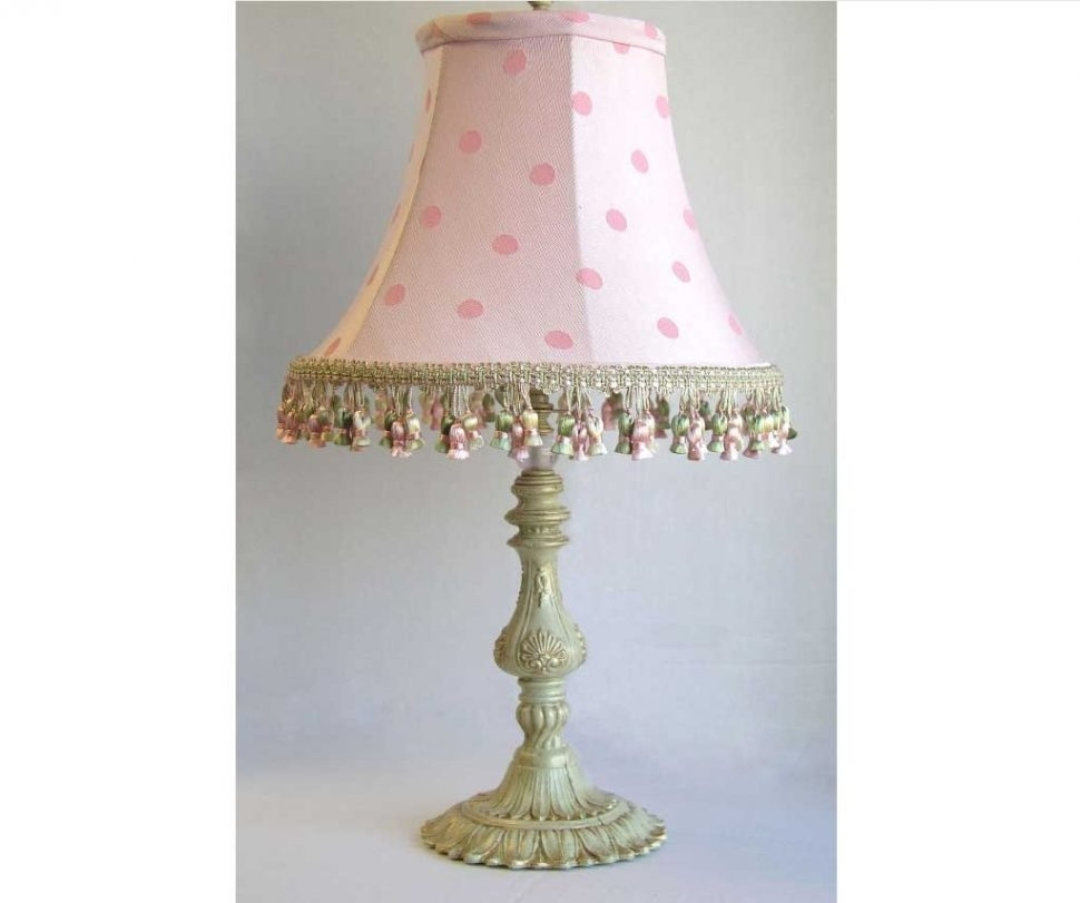 Inspiration about Pale Pink Table Lamp White Shades For Lamps Standard Floor With Pertaining To Pink Table Lamps For Living Room (#11 of 15)