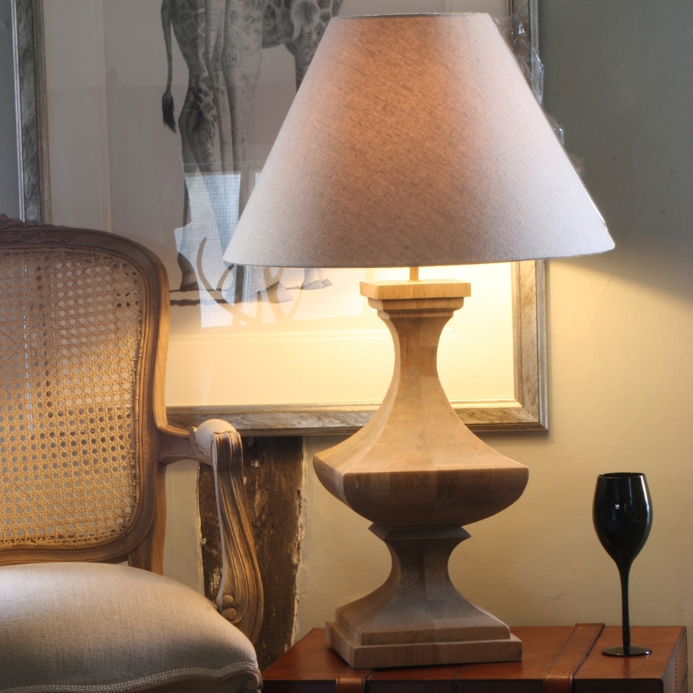 Popular Photo of Big Living Room Table Lamps