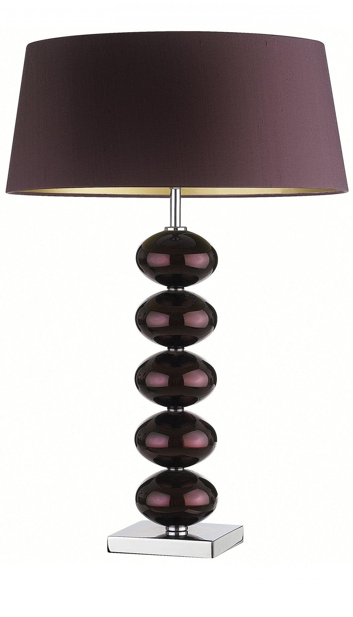 "Purple"" Purple Table Lamp, Table Lamps, Modern Table Lamps Within Purple Living Room Table Lamps (#14 of 15)"