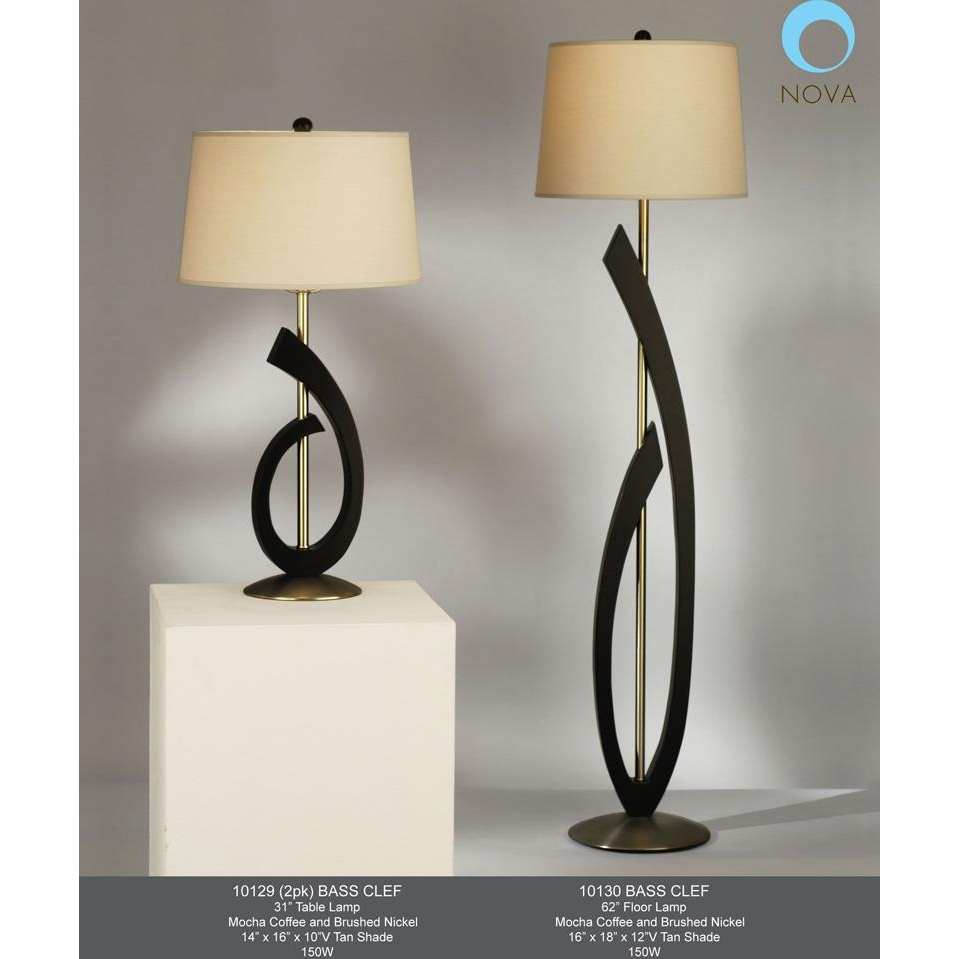 Popular Photo of Tall Table Lamps For Living Room