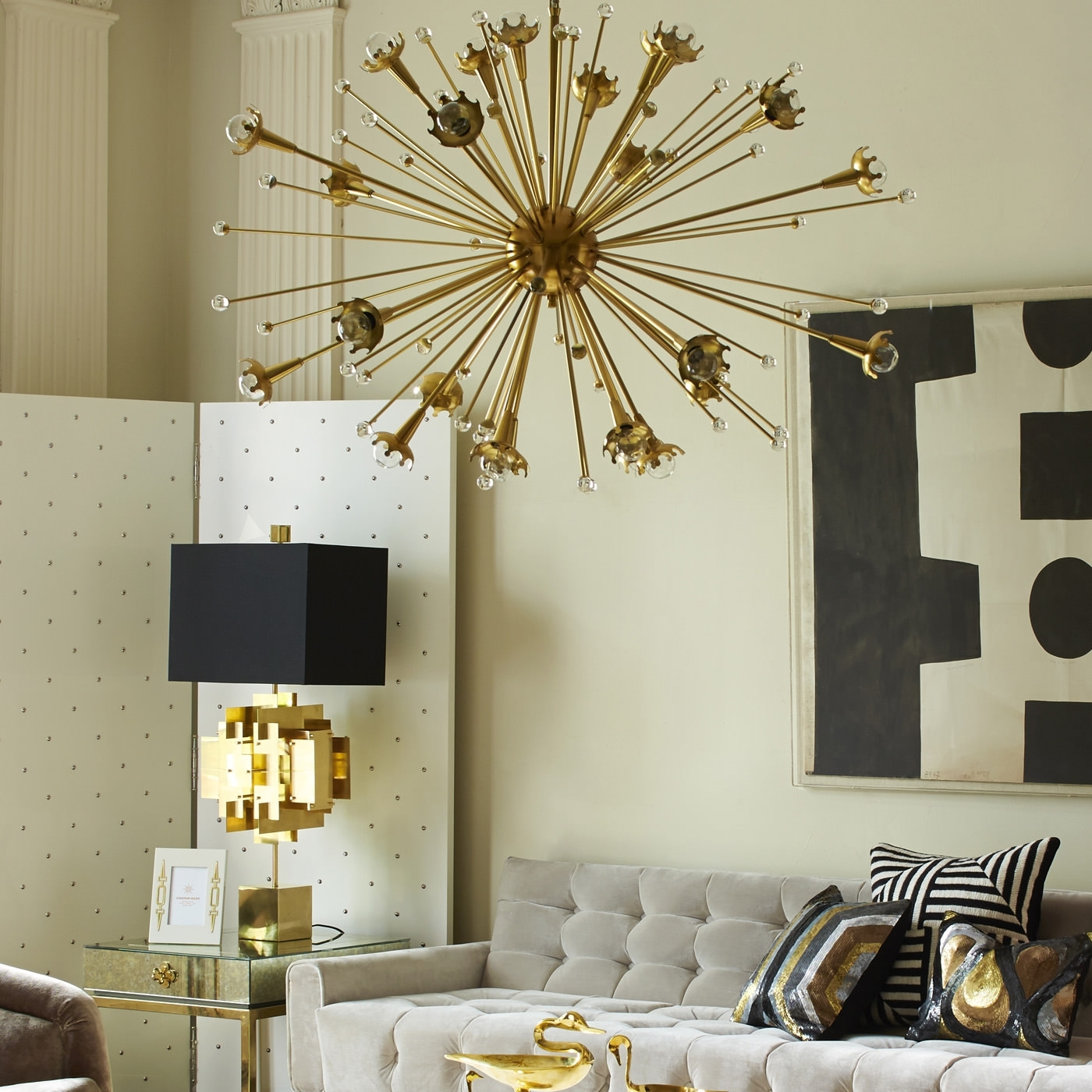 Top 20 Modern Table Lamps With Luxury Living Room Table Lamps (#14 of 15)