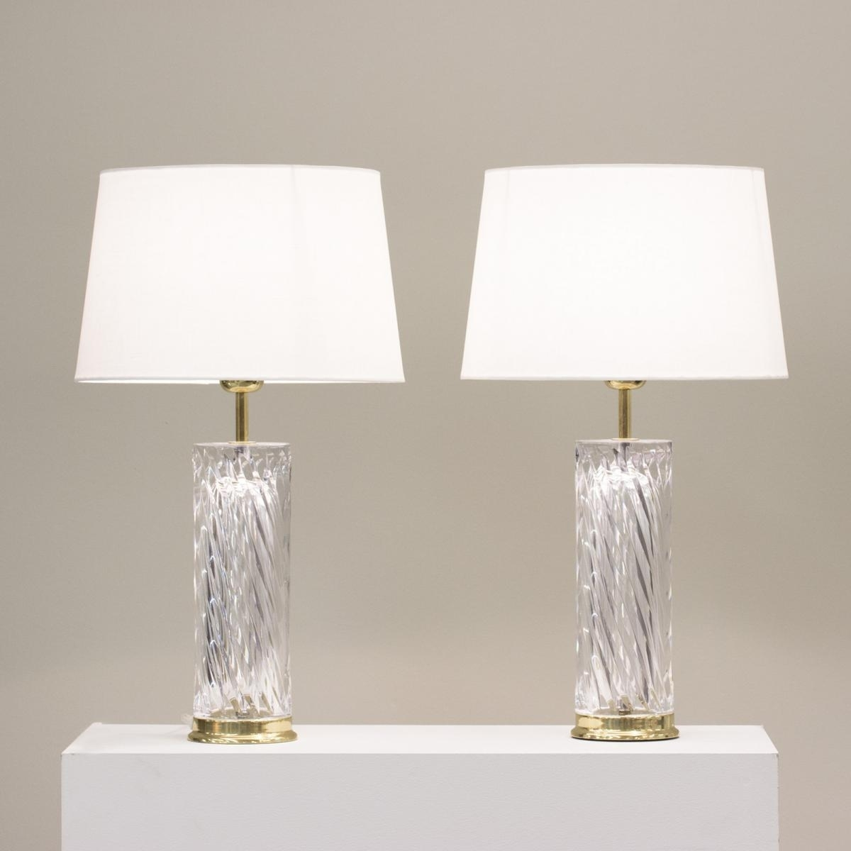 Inspiration about Top 58 Superb Tall Crystal Table Lamps Floor Lamp On Sale For Living With Regard To Crystal Living Room Table Lamps (#3 of 15)