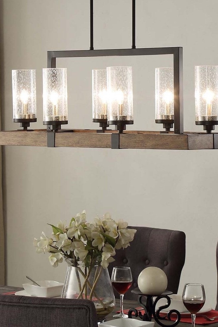 Inspiration about Top 6 Light Fixtures For A Glowing Dining Room – Overstock Pertaining To Overstock Living Room Table Lamps (#5 of 15)