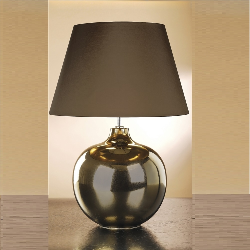 Unique Bronze Table Lamps — Eflyg Beds : Beautiful Bronze Table Pertaining To Bronze Living Room Table Lamps (#15 of 15)