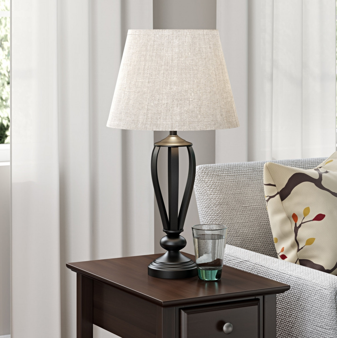 Wayfair Living Room Table Lamps | Home Design And Decorating Ideas For Wayfair Living Room Table Lamps (#14 of 15)