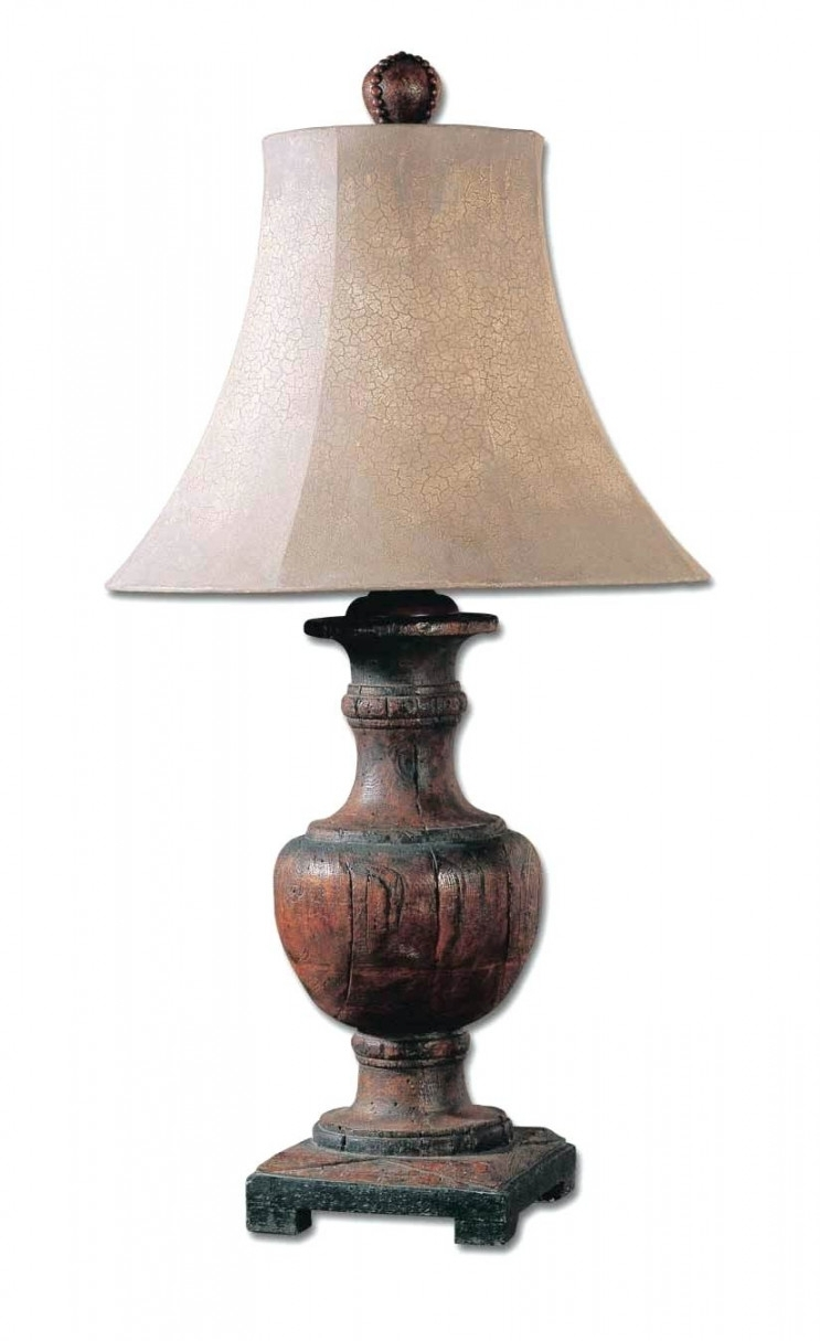 Western Table Lamps Living Room | Home Design And Decorating Ideas With Regard To Western Table Lamps For Living Room (#14 of 15)