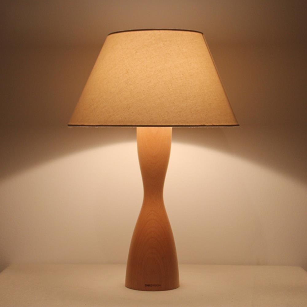 Wooden Table Lamps For Living Room – Living Room Ideas In Wood Table Lamps For Living Room (#12 of 15)