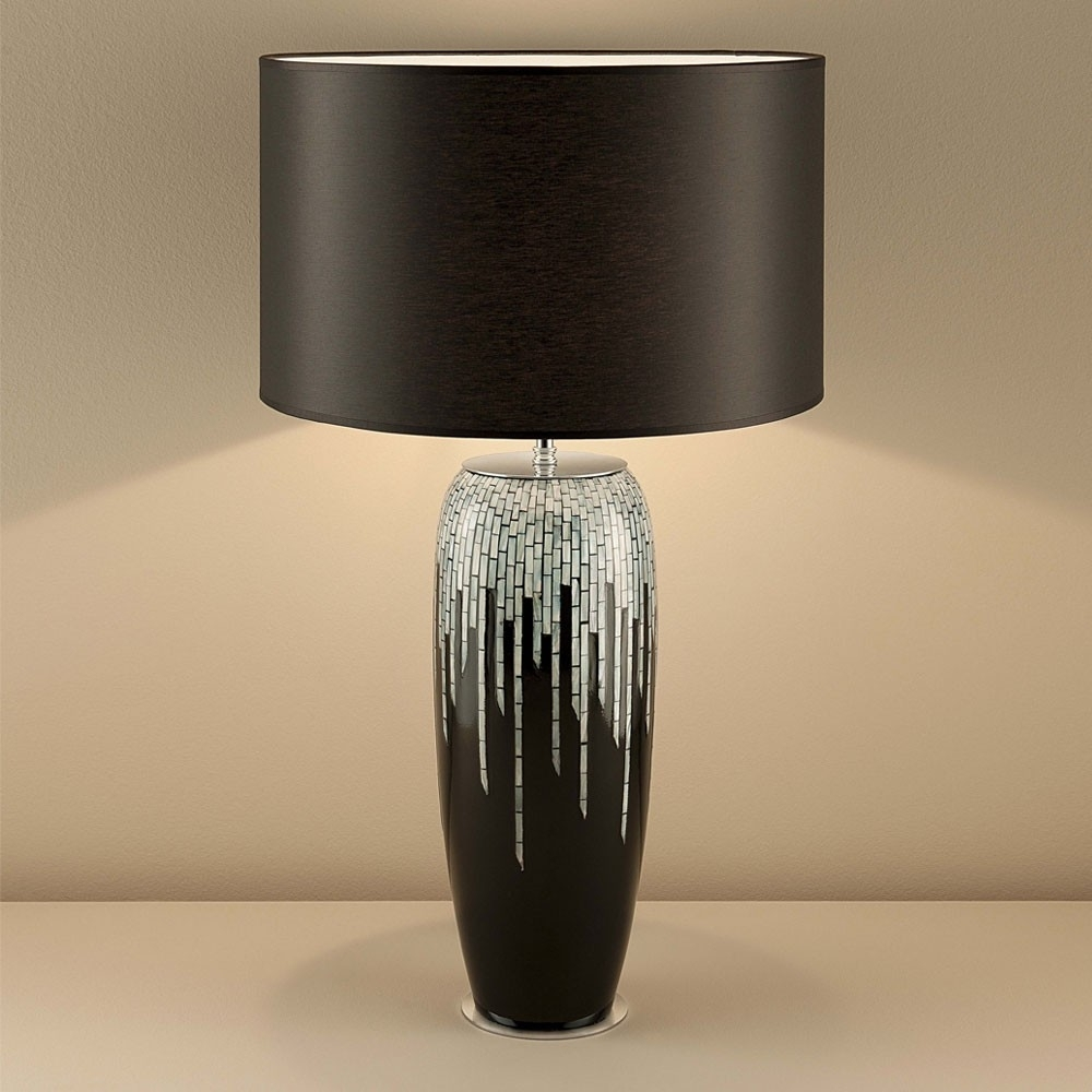 Wooden Table Lamps For Living Room – Living Room Ideas Within Table Lamps For Modern Living Room (#15 of 15)