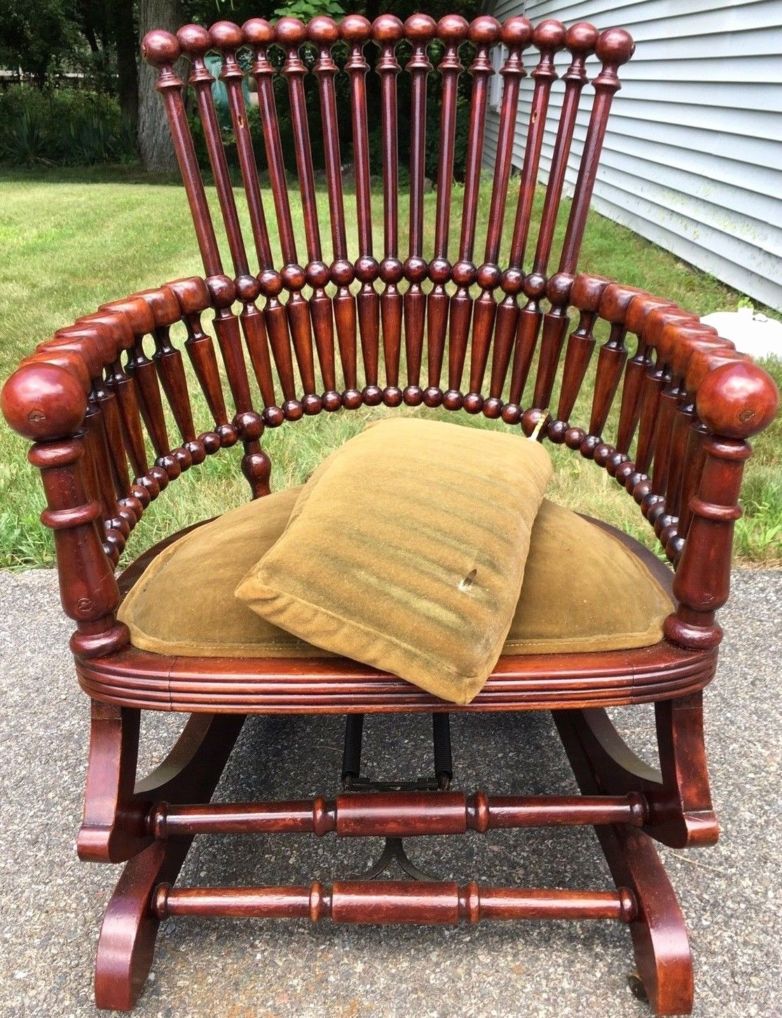 Inspiration about 20 Best Of Old Fashioned Rocking Chair | Gettwistart Intended For Old Fashioned Rocking Chairs (#3 of 15)