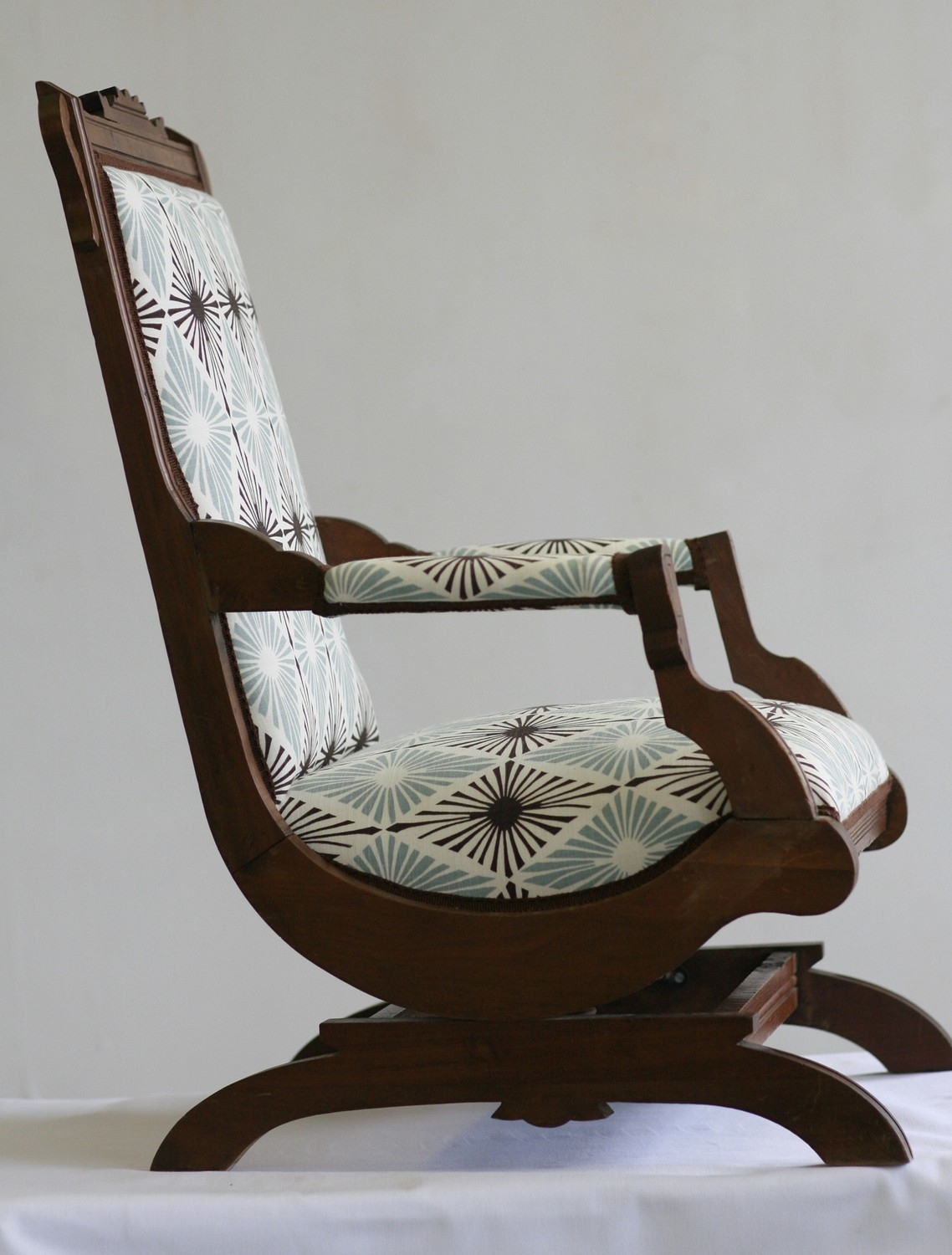 Inspiration about 54 Antique Rocking Chair, Online Get Cheap Antique Rocking Chairs With Regard To Rocking Chairs With Springs (#6 of 15)