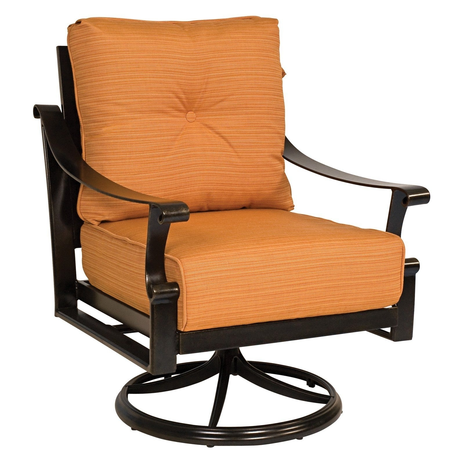 Amazing Of Swivel Rocking Patio Chairs Swivel Rocker Patio Furniture Within Patio Rocking Chairs With Covers (View 2 of 15)