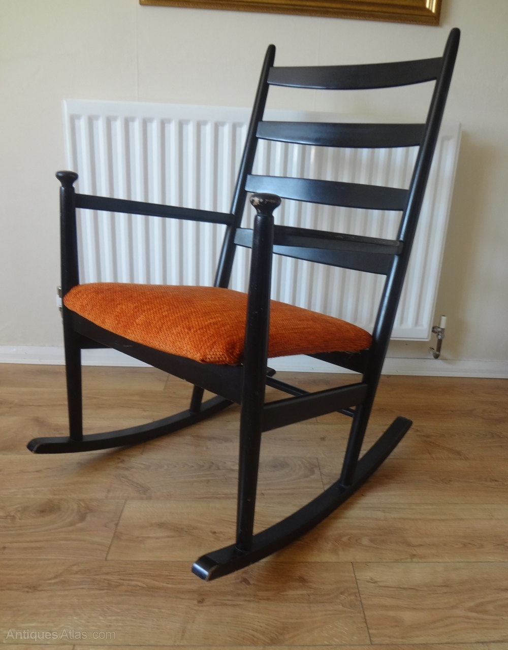 Antiques Atlas – Retro Danish Rocking Chair Pertaining To Retro Rocking Chairs (View 15 of 15)