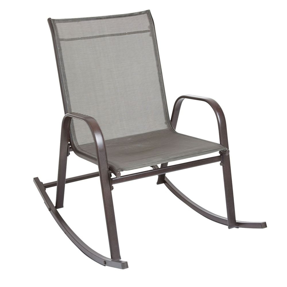 Astounding Metal Patio Rocking Chairs Fresh Home Security Valli Regarding Outdoor Patio Metal Rocking Chairs (#1 of 15)