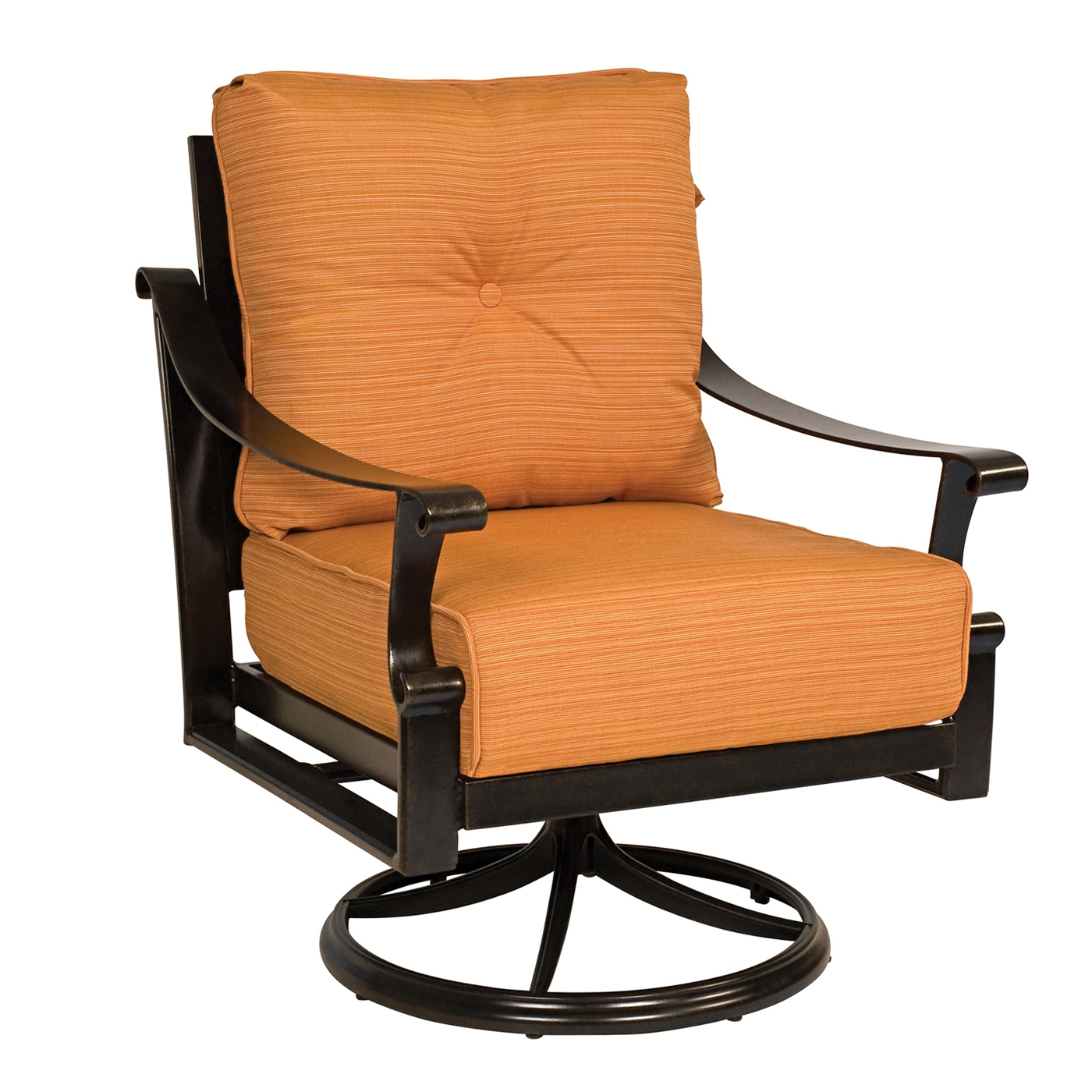 Awesome Swivel Rocker Patio Chairs Yw5Fb Mauriciohm Com Entrancing With Regard To Padded Patio Rocking Chairs (#4 of 15)
