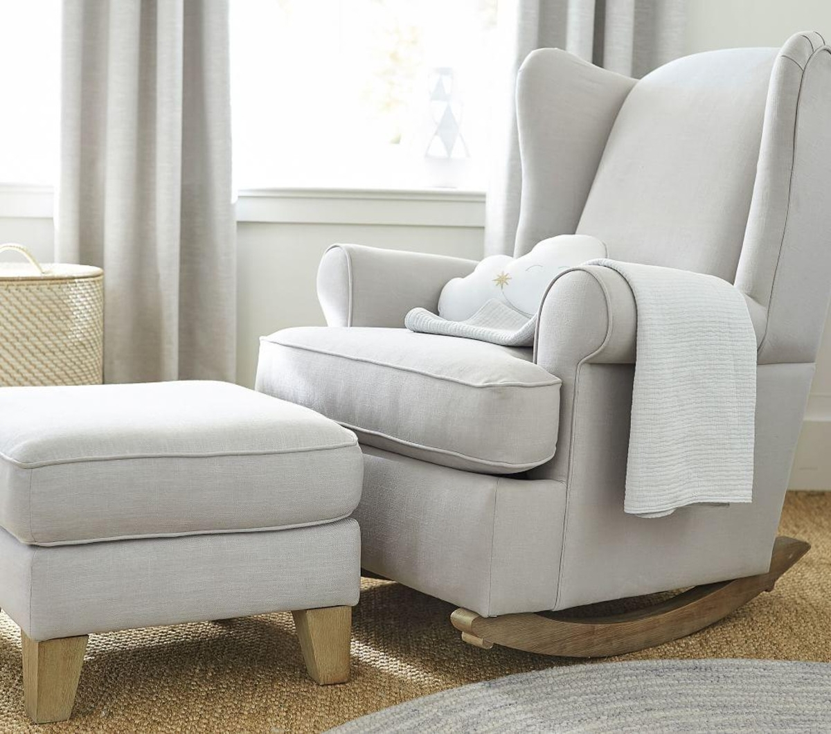 Best Affordable Rocking Chair For Nursery In Stupendous Picture Within Rocking Chairs For Nursery (View 4 of 15)