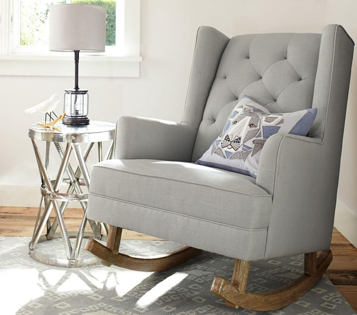 Best Cushion For Rocking Chair Ideas — All Modern Rocking Chairs In Rocking Chairs For Nursing (View 3 of 15)