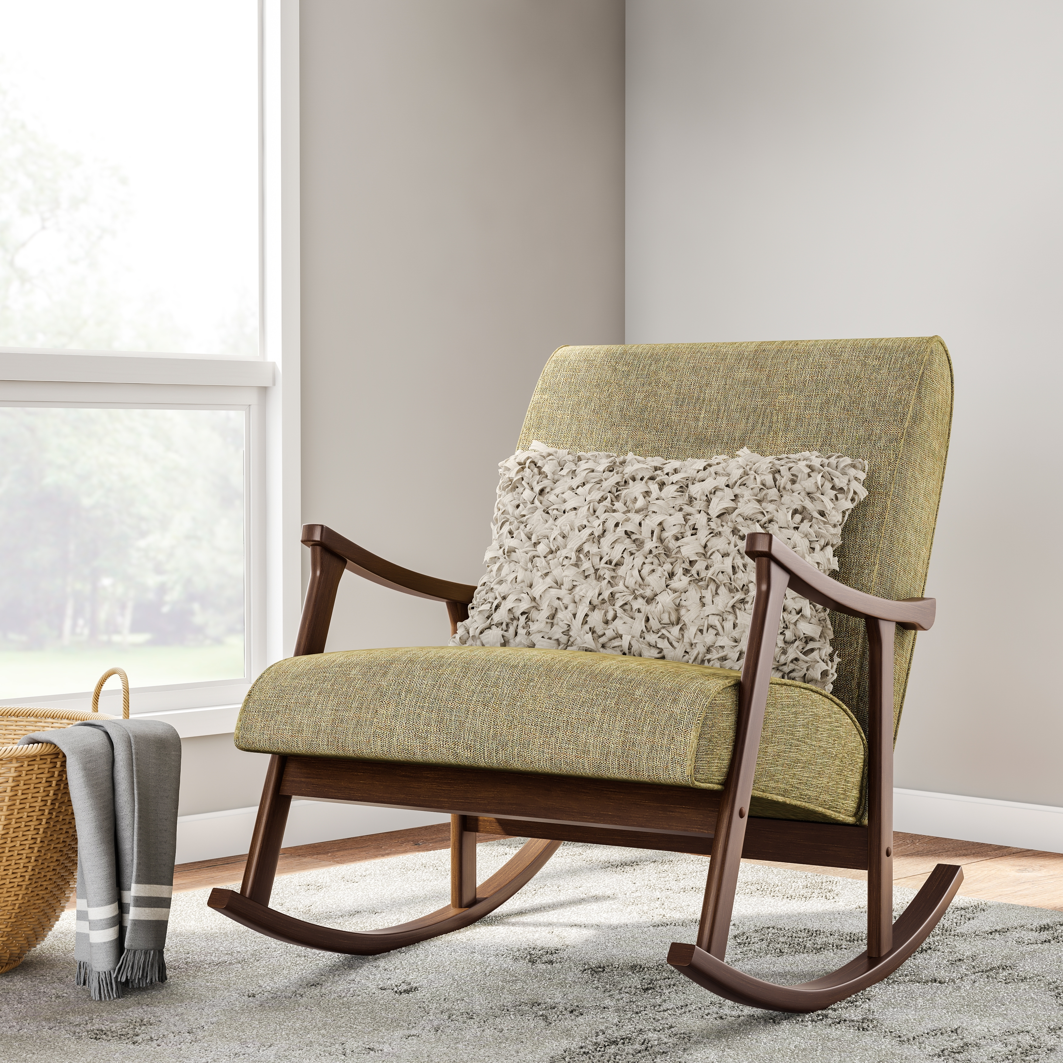 Buy Rocking Chairs Living Room Chairs Online At Overstock | Our Intended For Rocking Chairs For Adults (#3 of 15)