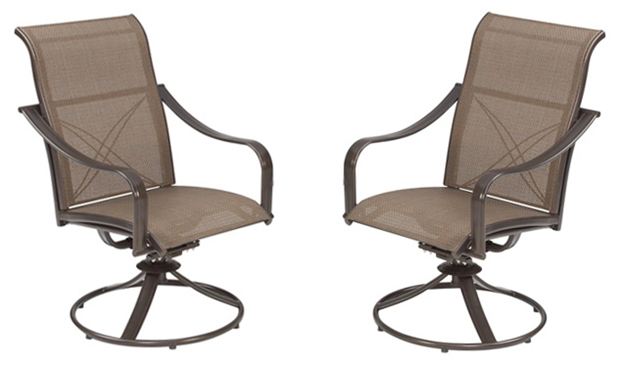 Casual Living Worldwide Recalls Swivel Patio Chairs Due To Black Pertaining To Hampton Bay Rocking Patio Chairs (#2 of 15)