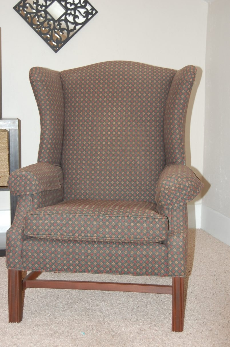 Chair | Antique Rocking Chairs Wingback Rocker & Recliner Wingback Inside Rocking Chairs At Wayfair (#3 of 15)