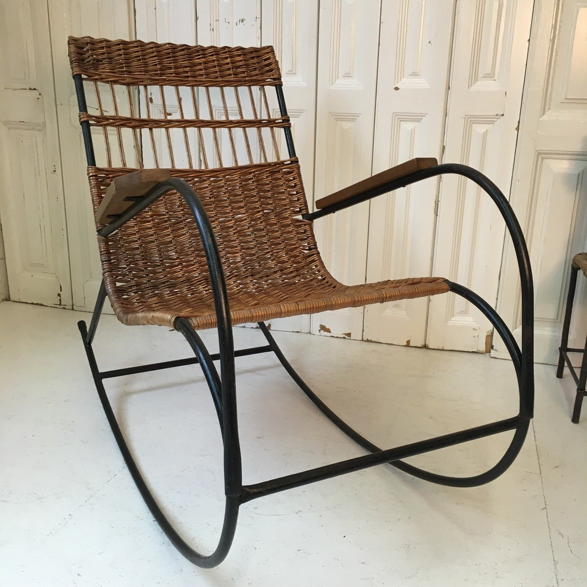 Chair | Buy Wicker Rocking Chair Antique Wicker Rocking Chair Regarding Antique Wicker Rocking Chairs (#6 of 15)