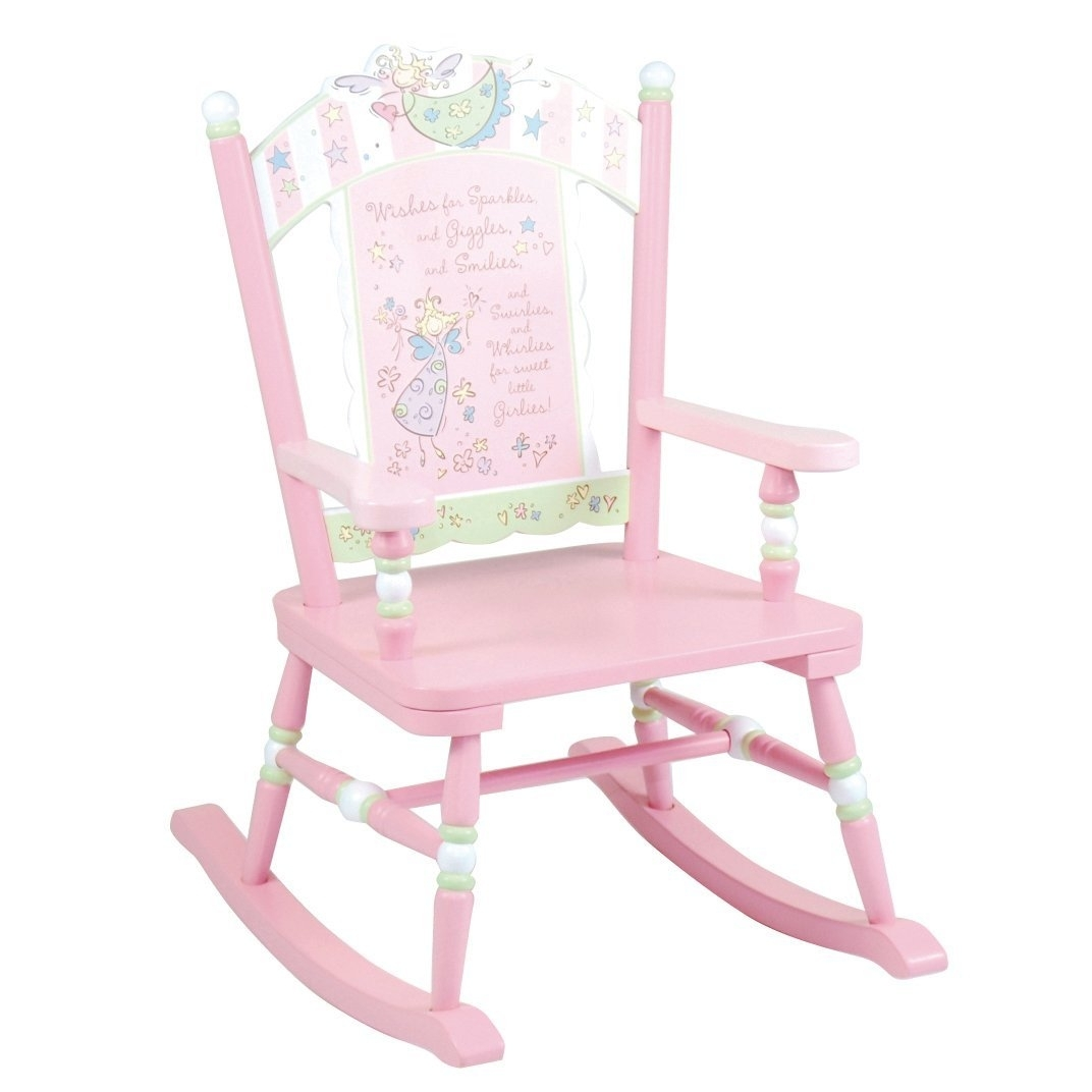 Chair | Children's Chairs With Names On Kidkraft Kids Rocking Chair With Rocking Chairs For Toddlers (View 5 of 15)