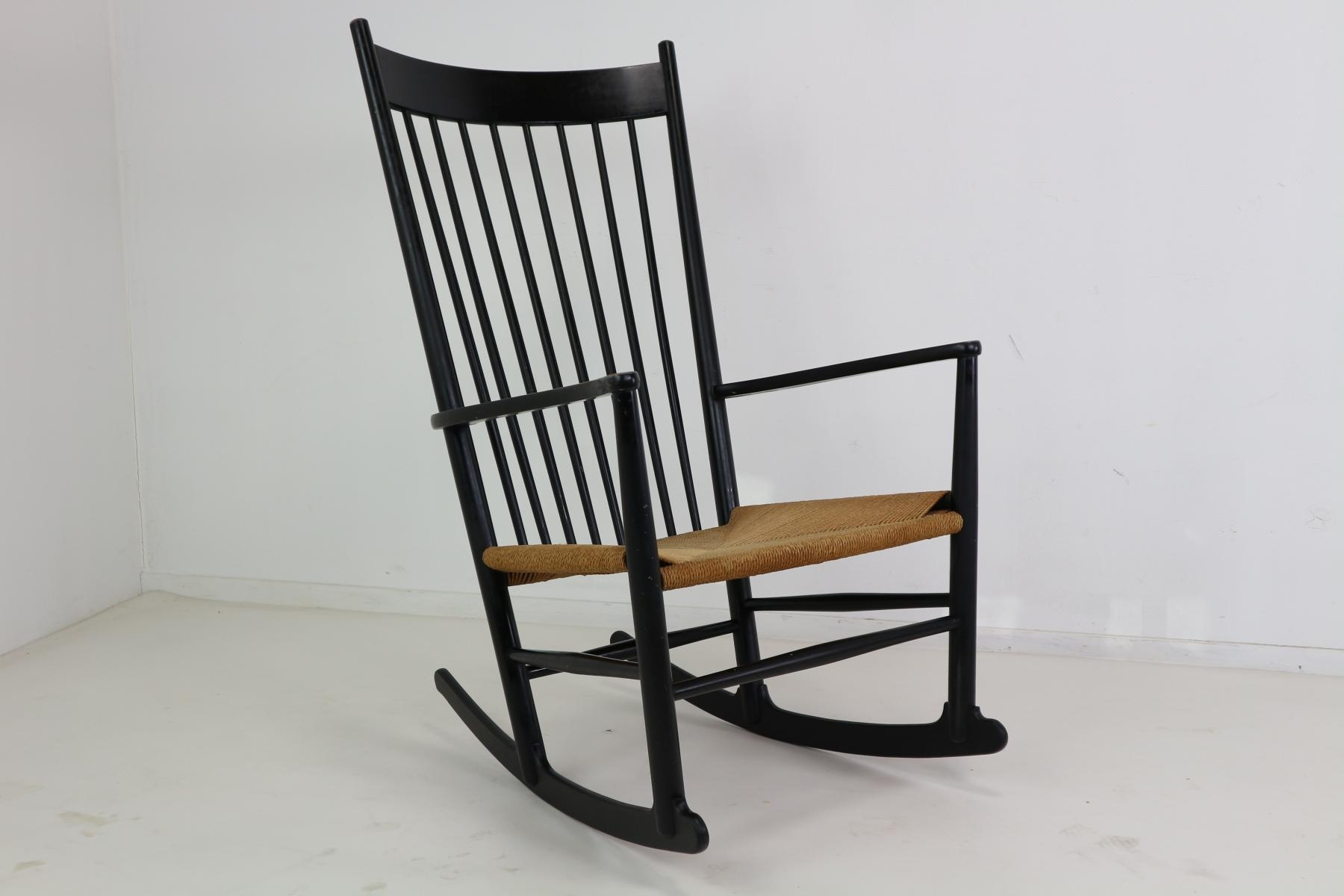 Chair | Fold Up Rocking Chair Vintage Outdoor Rocking Chair Black With Regard To Vintage Outdoor Rocking Chairs (View 8 of 15)