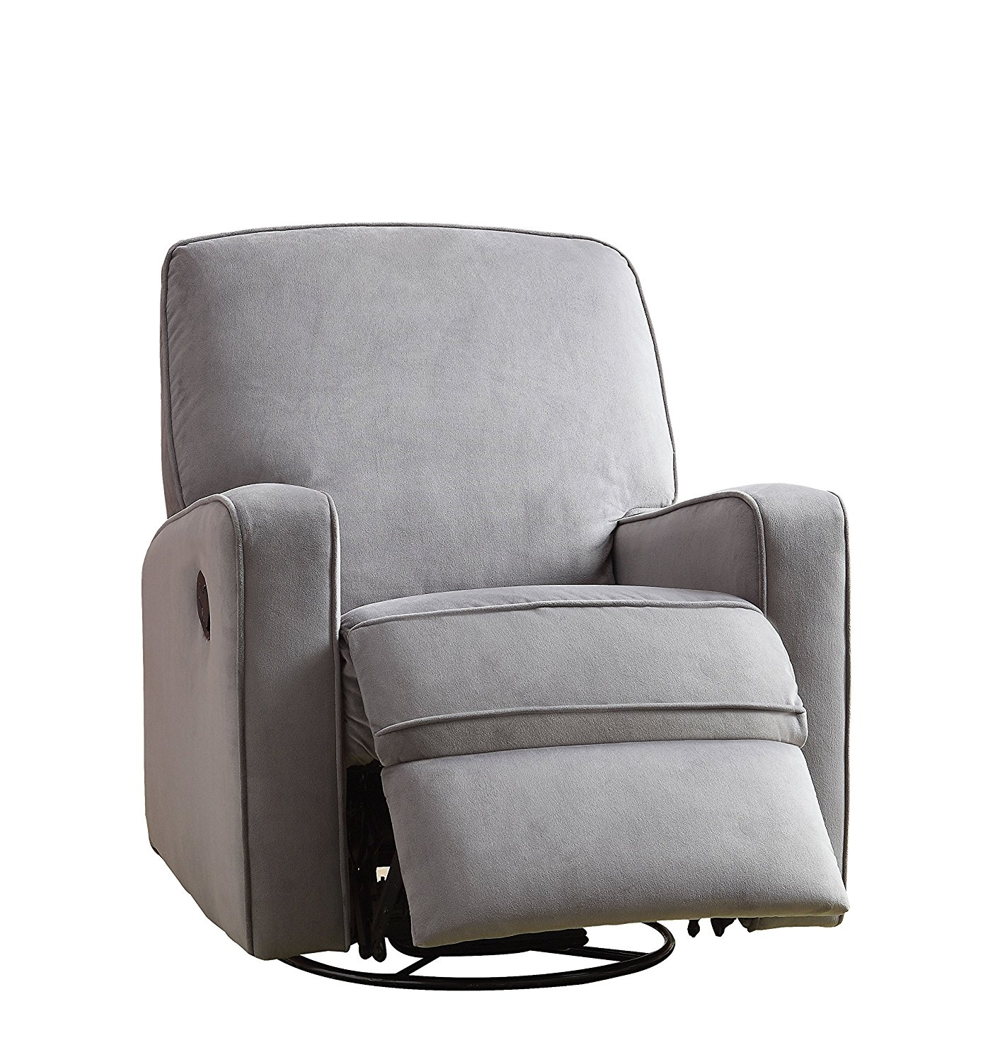 Chair | Leather Recliner Chairs On Sale Reclining Loveseat Brown Regarding Zen Rocking Chairs (View 11 of 15)