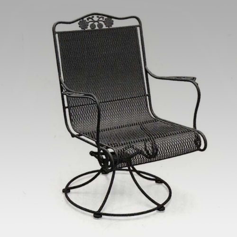 Chair | Resin Wicker Swivel Chair Metal Swivel Patio Chairs Outdoor Regarding Stackable Patio Rocking Chairs (View 3 of 15)