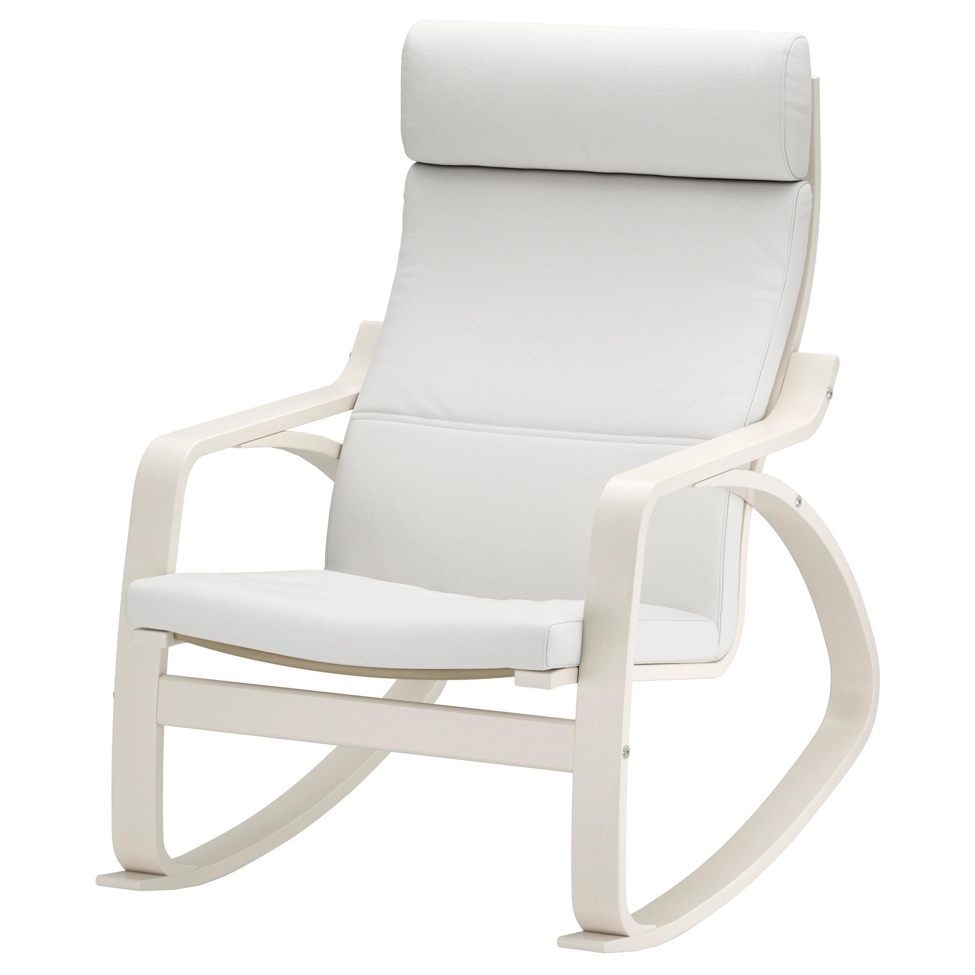 Chair | Rocking Chair Parts Modern Glider Rocker White Rocking Chair With Regard To Rocking Chairs At Ikea (#3 of 15)
