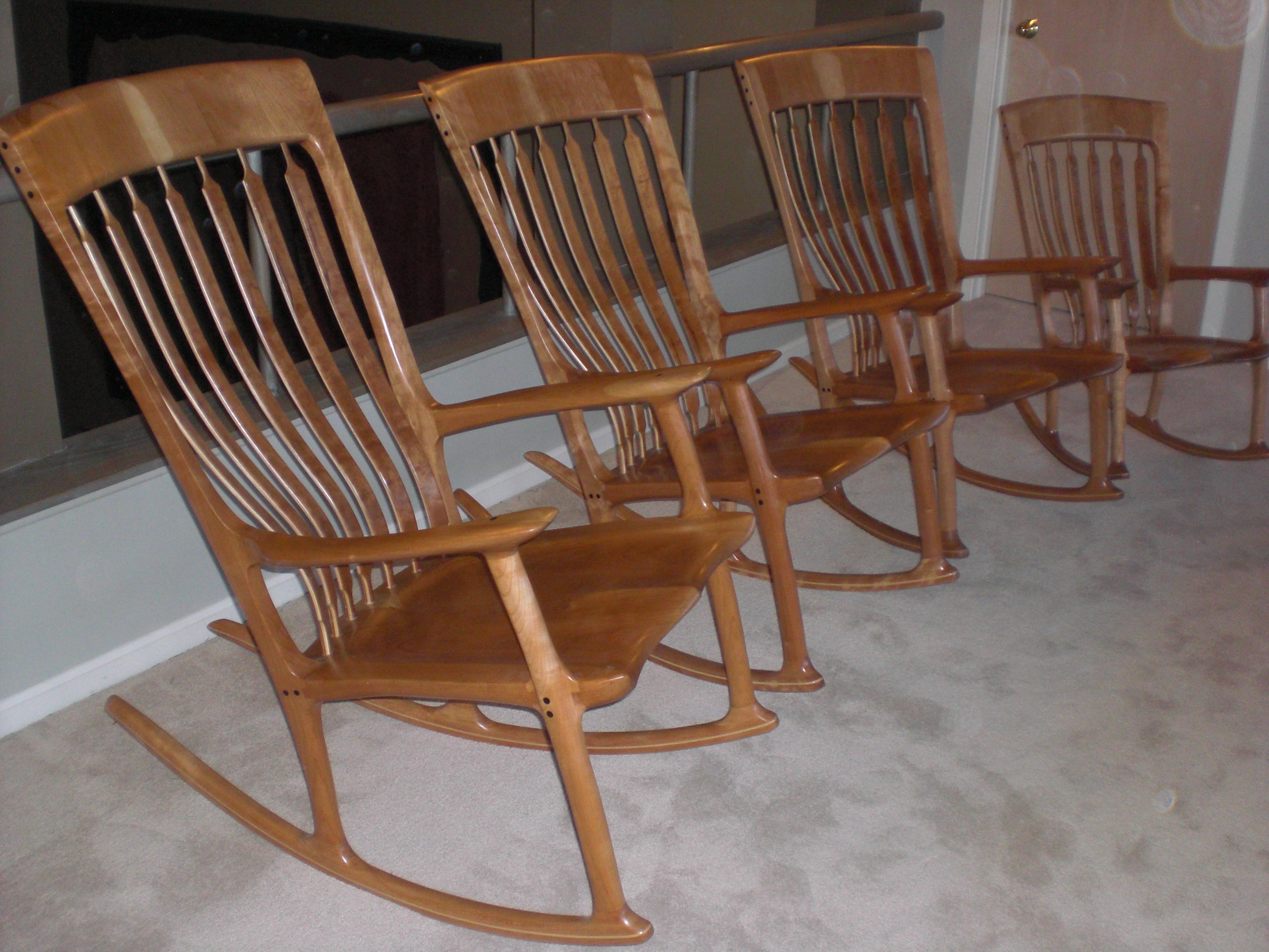 Chair Sizing – Rocking Chairsr. C (#4 of 15)