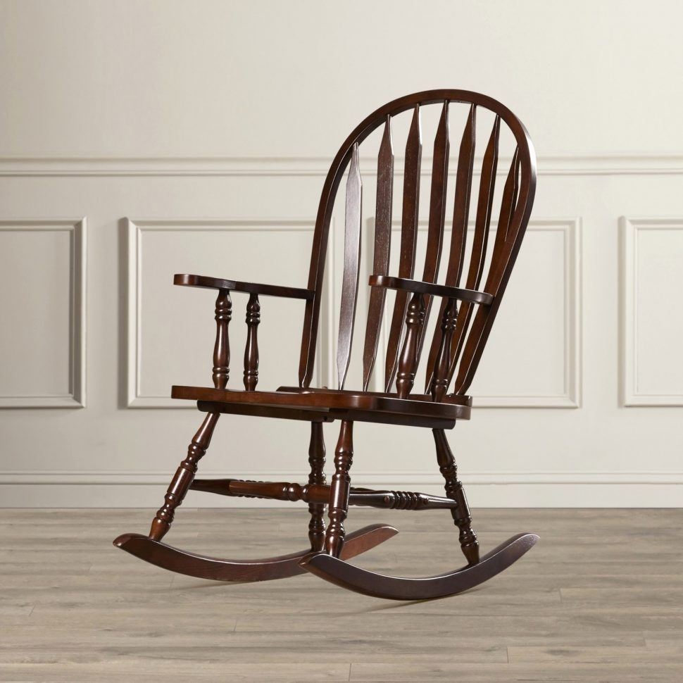 Chair : Wayfair Rocking Chair Outdoor And Wayfair Rocking Chair As Intended For Rocking Chairs At Wayfair (#1 of 15)