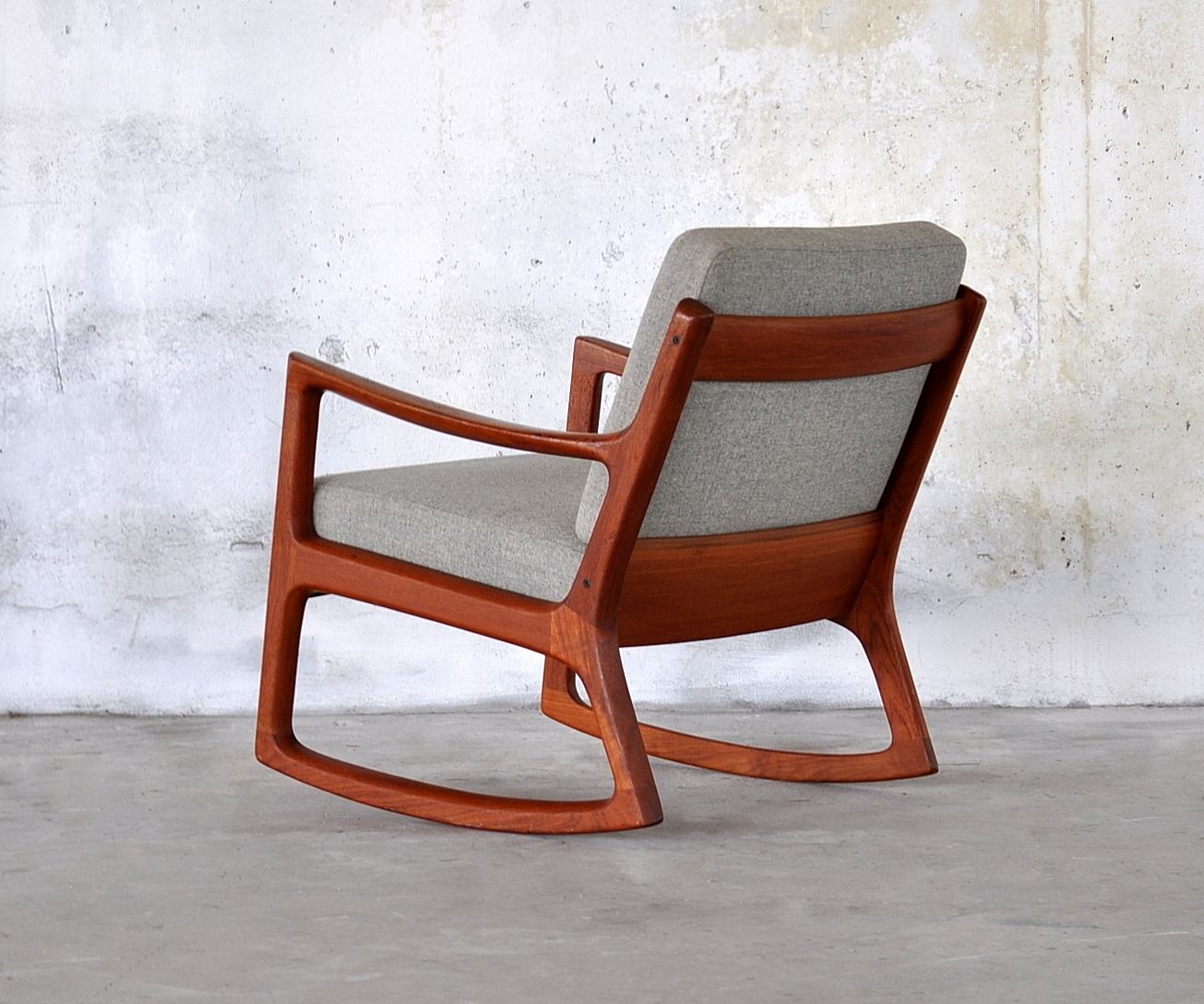 Contemporary Rocking Chair Uk — All Contemporary Design : Unique Within Modern Patio Rocking Chairs (View 7 of 15)