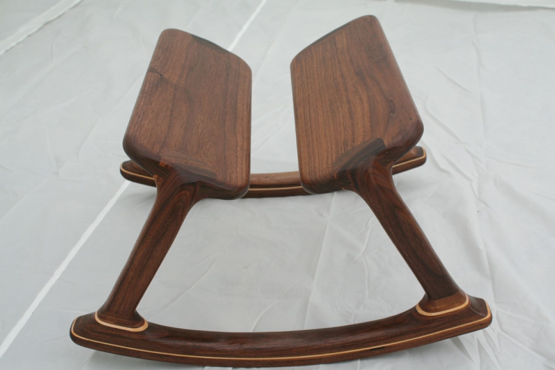 Popular Photo of Rocking Chairs With Footstool