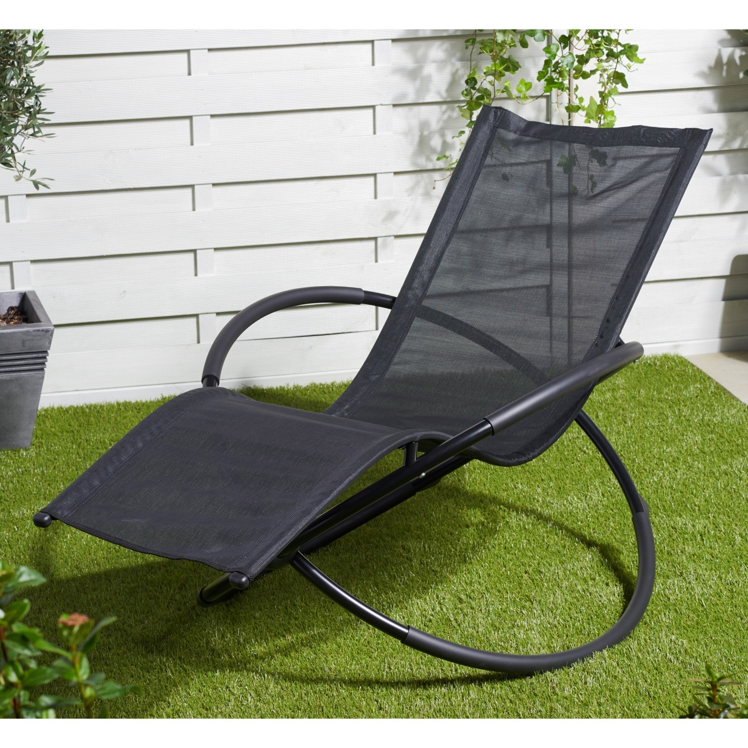 Florida Garden Rocking Chair Within Rocking Chairs For Garden (#4 of 15)