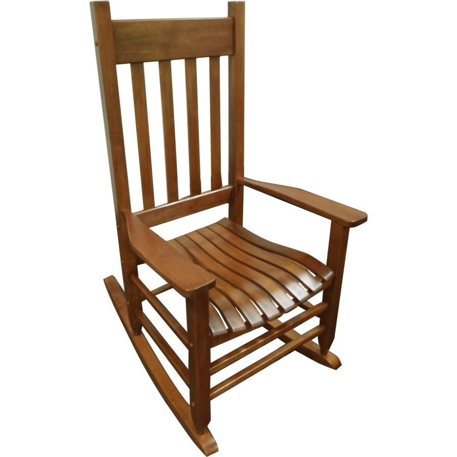 Front Porch Rocker On Sale At Lowes For $60, Regular $99 | Porches + Pertaining To Lowes Rocking Chairs (#2 of 15)