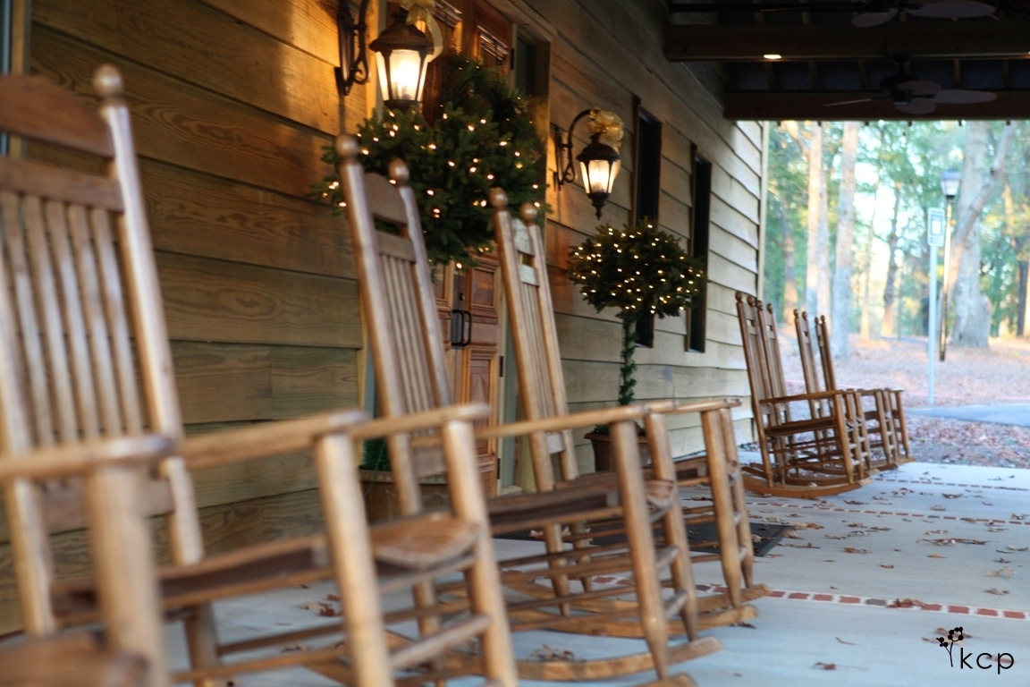 Front Porch Rocking Chairs – The Belle House Pertaining To Rocking Chairs For Front Porch (#4 of 15)