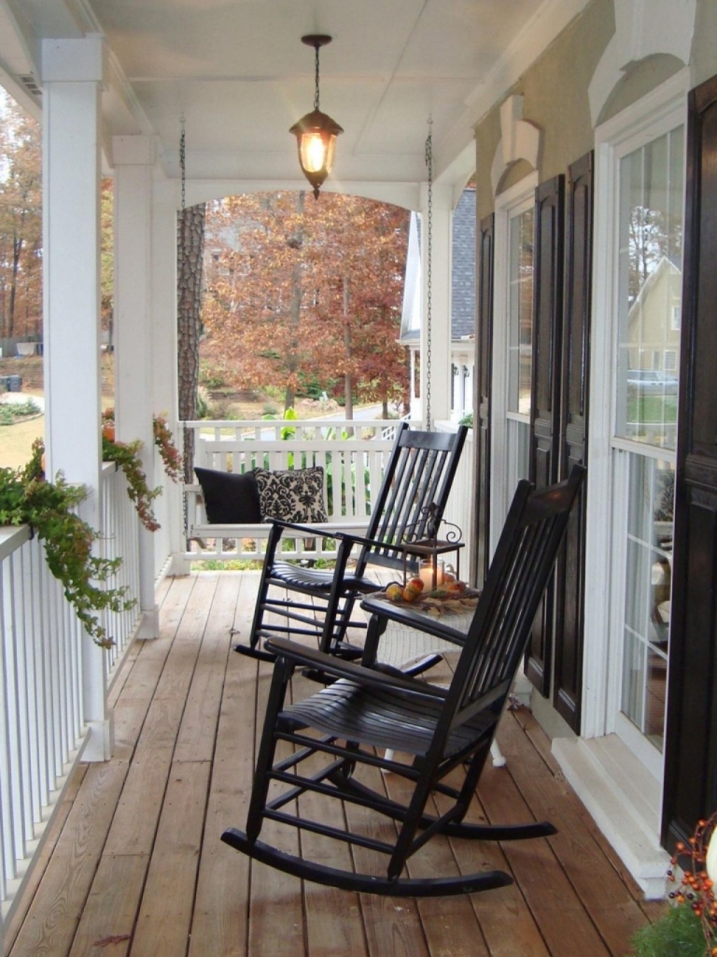 Furniture: Front Porch Chairs Luxury Porch Rocking Chairs Rocking Throughout Rocking Chairs For Front Porch (#8 of 15)
