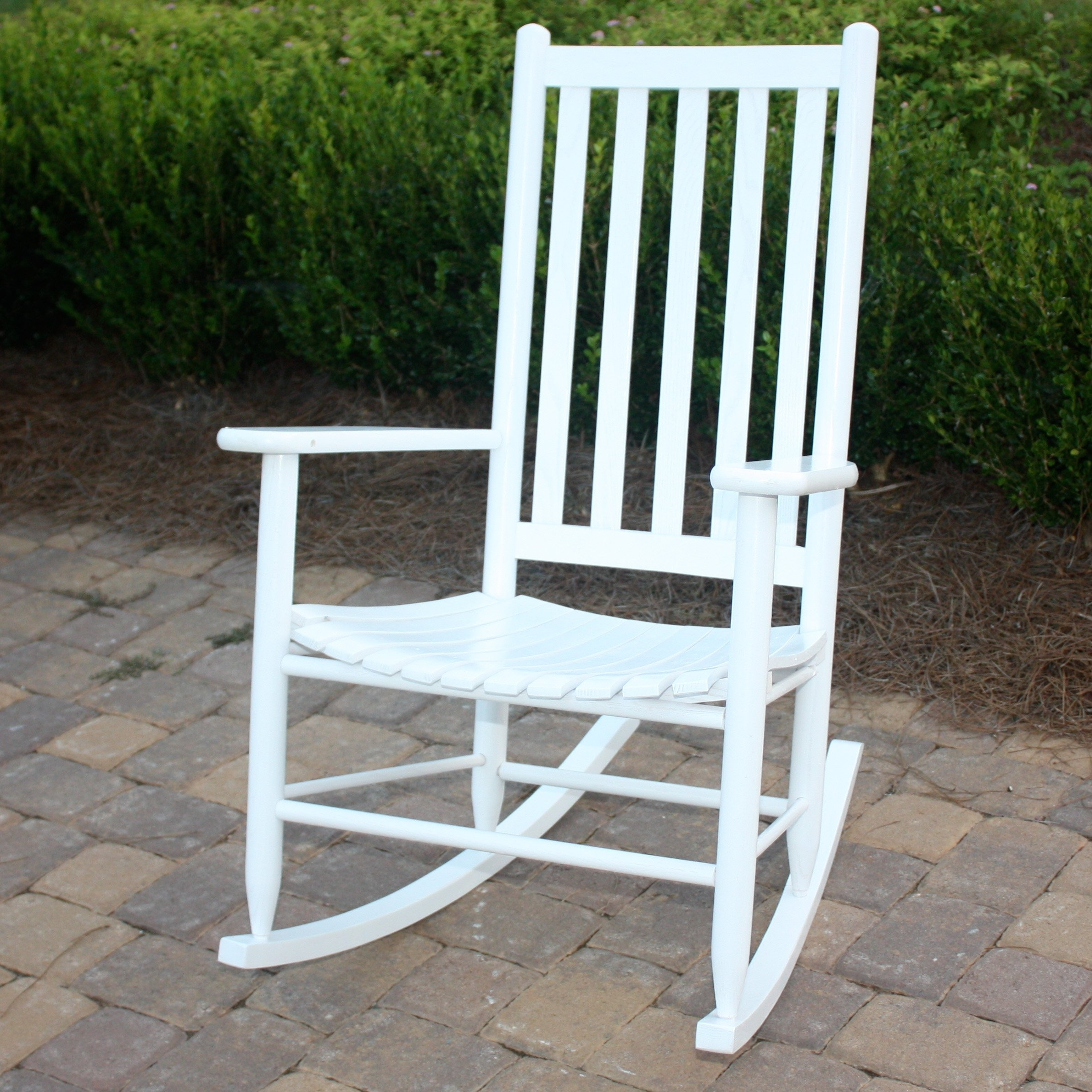 Furniture: Inspiring Outdoor Rocking Chair For Your Porch Or Your Intended For Rocking Chairs For Porch (View 4 of 15)