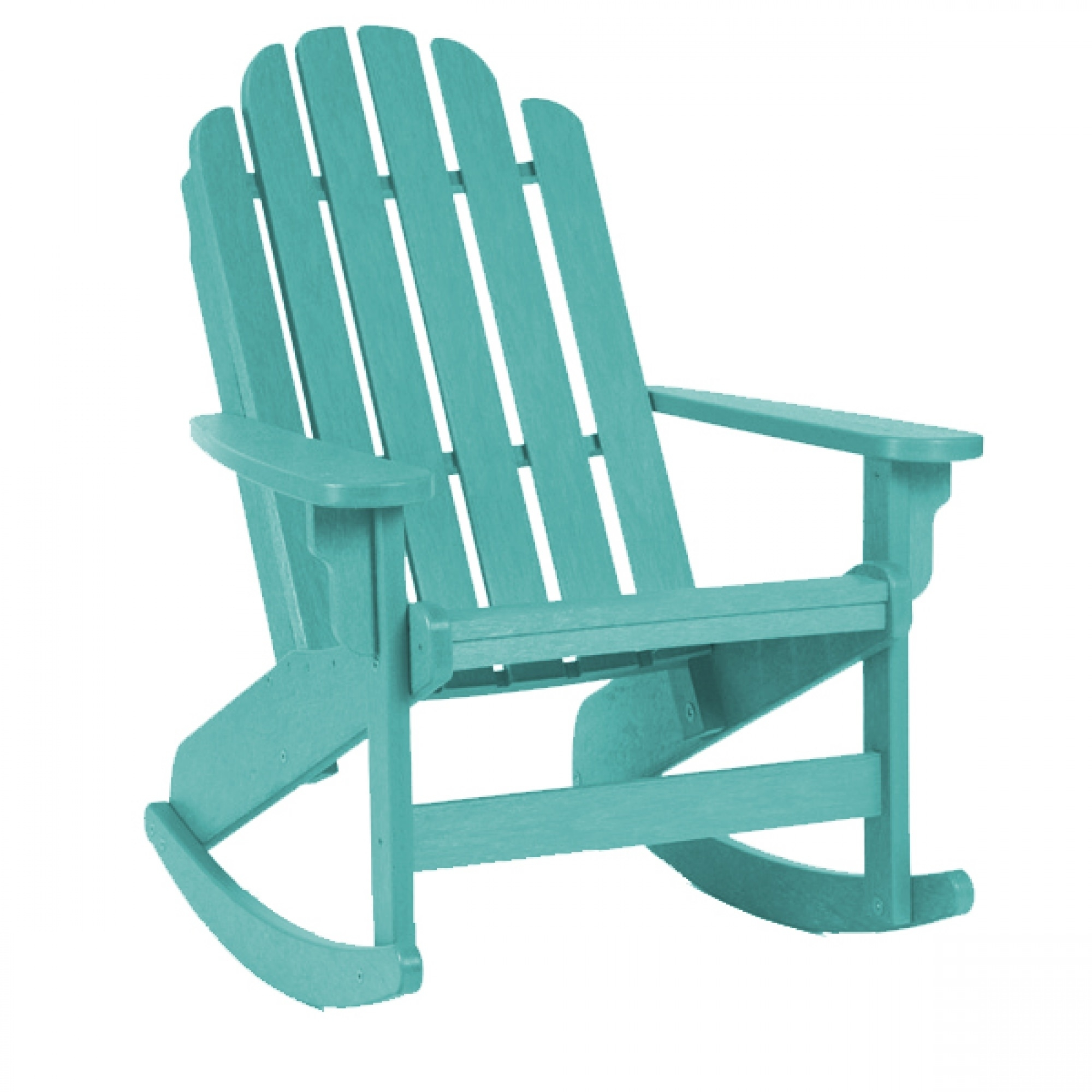 Furniture: Inspiring Patio Furniture Ideas With Exciting Adirondack With Rocking Chairs At Lowes (View 13 of 15)