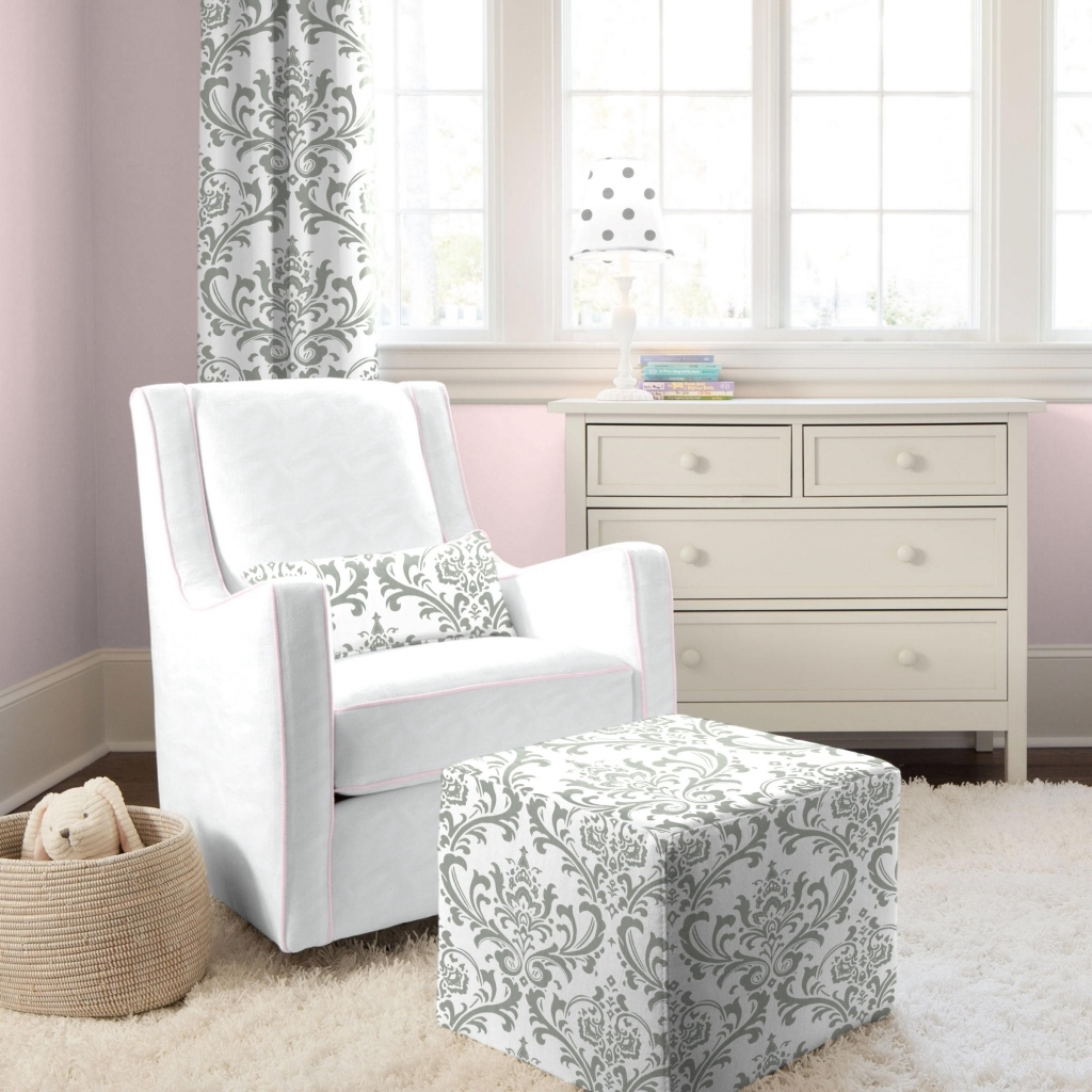 Furniture: Rocking Chair For Baby Nursery Awesome Excellent Pink Within Rocking Chairs For Baby Room (View 13 of 15)